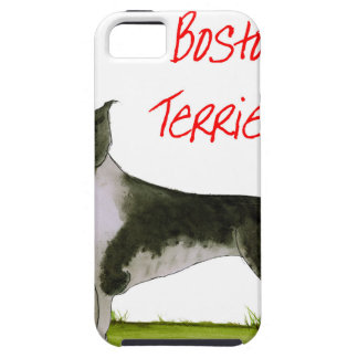 we luv boston terriers from tony fernandes case for the iPhone 5