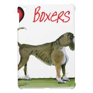 we luv boxers from tony fernandes case for the iPad mini