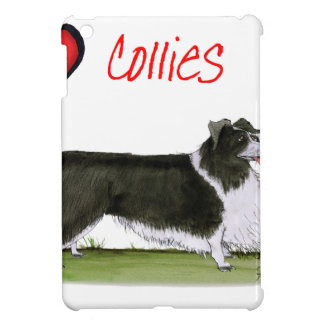 we luv collies from tony fernandes case for the iPad mini