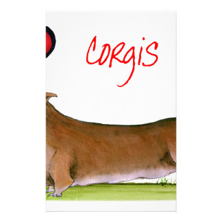 we luv corgis from Tony Fernandes Stationery