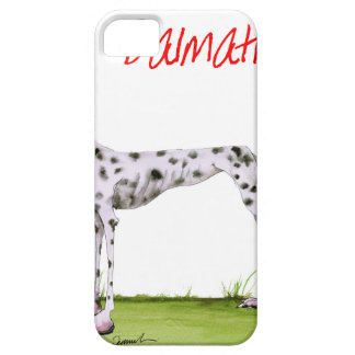we luv dalmatians from Tony Fernandes Barely There iPhone 5 Case