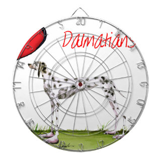 we luv dalmatians from Tony Fernandes Dartboard