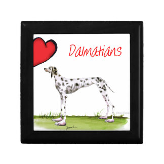we luv dalmatians from Tony Fernandes Gift Box