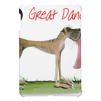 we luv great danes from Tony Fernandes iPad Mini Cover