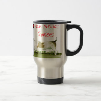 we luv jack russell terriers from Tony Fernandes Travel Mug