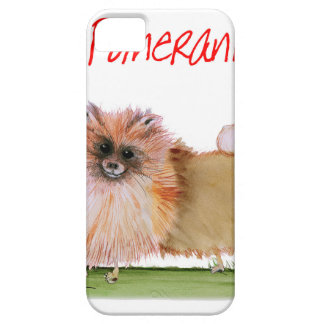 we luv pomeranians from Tony Fernandes iPhone 5 Cases