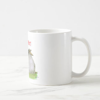we luv shetland sheepdogs from Tony Fernandes Coffee Mug