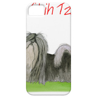 we luv shih tzus from Tony Fernandes Barely There iPhone 5 Case
