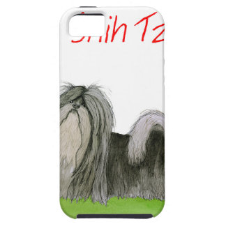 we luv shih tzus from Tony Fernandes iPhone 5 Cover