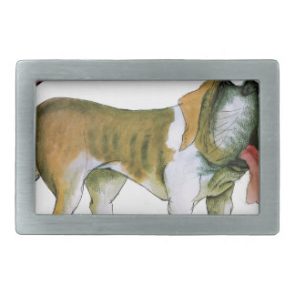 we luv st bernards from Tony Fernandes Belt Buckle