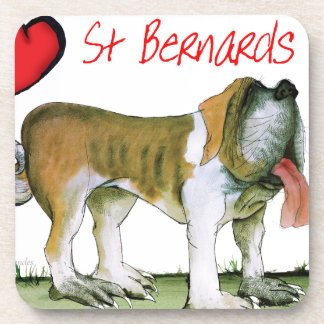 we luv st bernards from Tony Fernandes Coaster