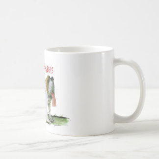 we luv st bernards from Tony Fernandes Coffee Mug