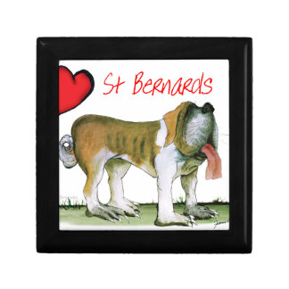 we luv st bernards from Tony Fernandes Gift Box