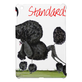 we luv standard poodles from Tony Fernandes Case For The iPad Mini