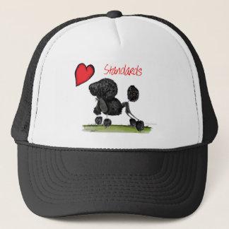 we luv standard poodles from Tony Fernandes Trucker Hat