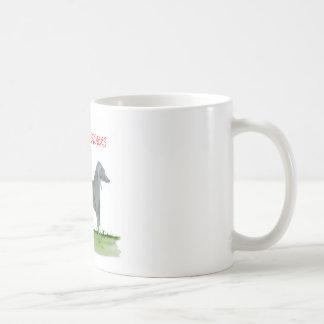 we luv weimaraners from Tony Fernandes Coffee Mug