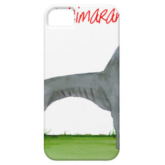we luv weimaraners from Tony Fernandes iPhone 5 Cases