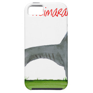 we luv weimaraners from Tony Fernandes iPhone 5 Covers