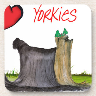 we luv yorkies from Tony Fernandes Coasters