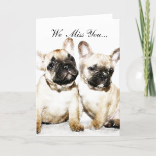 French Missing You Gifts On Zazzle Au