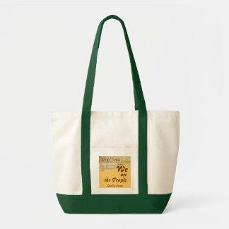 WE People Name Tote Impulse Tote Bag