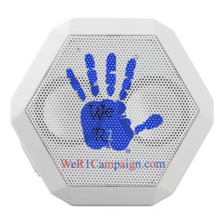 We R1 Blue Hand Bluetooth Speaker