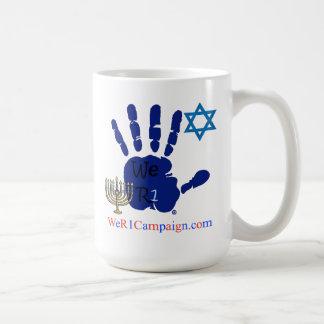 We R1 Jewish Mug