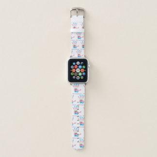 We R1 (Transgender Hand) Apple Watch Band
