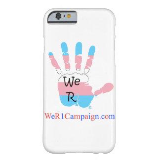 We R1 Transgender Hand Phone Case