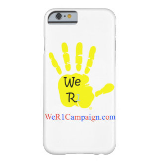 We R1 Yellow Hand Phone Case