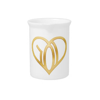 WE R LOVE - logo - applied Heart Pitcher