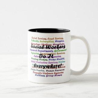 We re Everywhere Coffee Mugs