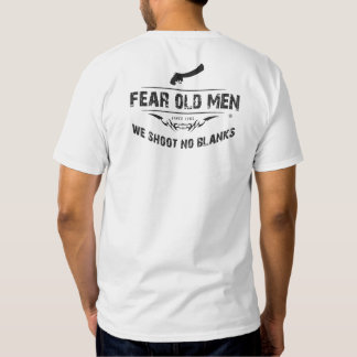 We Shoot No Blanks Shirts