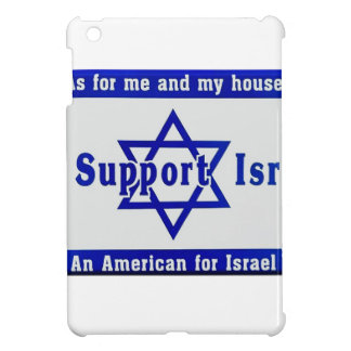 We Support Israel iPad Mini Case