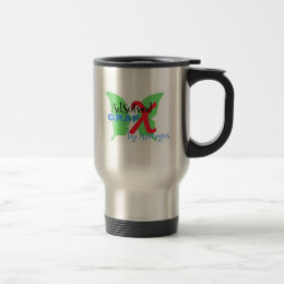We Support Travel Mug