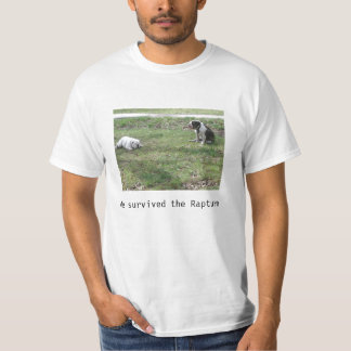 We Survived The Rapture T-Shirt