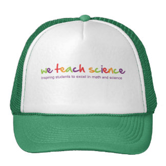 We Teach Science Donation Gift* Cap