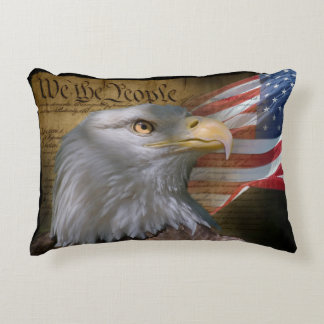 We The People Accent Pillow