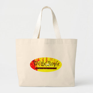 We The People Are The Government The MUSEUM Zazzle Tote Bags