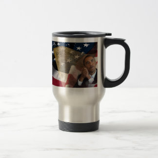 We the People...Barack Obama & the Constitution Coffee Mugs