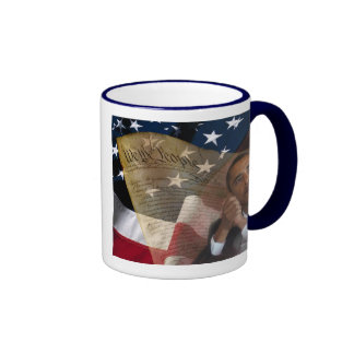 We the People...Barack Obama & the Constitution Mug