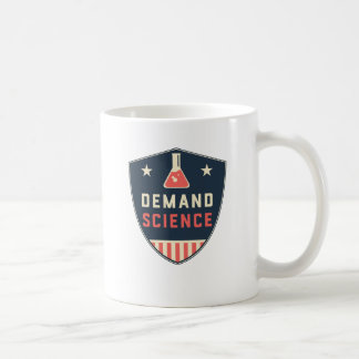 We the People Demand Science in America Coffee Mug