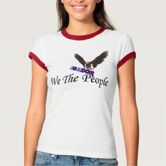 We The People Government Control Political T-Shirt