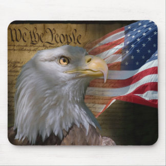 We The People Mousepad