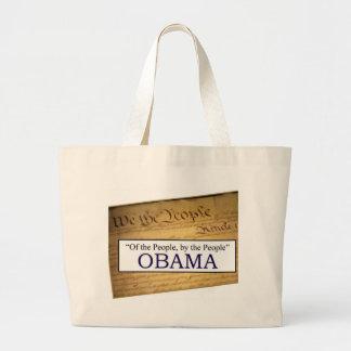 We the People Obama purse Jumbo Tote Bag