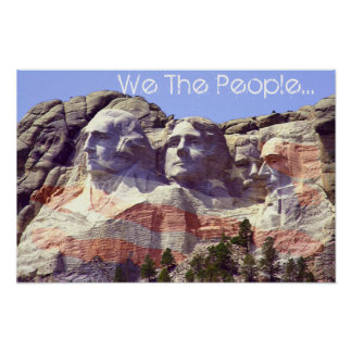 We The People... Poster