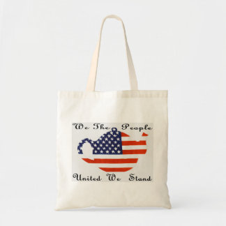 We The People United We Stand  Tote Bag Tote Bags