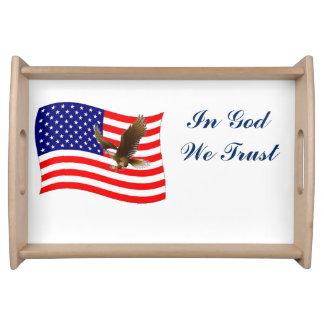 We Trust Tray