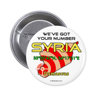 We ve Got Your Number Syria Pins