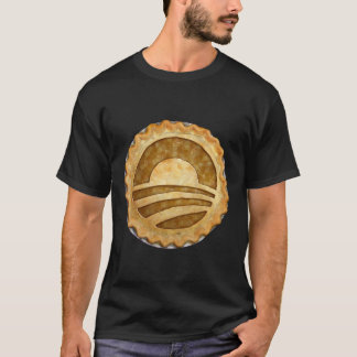 """We Want Pie!"" Obama Pie T-Shirt"